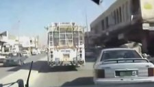 Amerikan Ordusunun Ortadoğu'daki Trafik Anlayışı