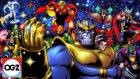 Avengers: Infinity War #1 - Belgelerle Konuşuyoruz