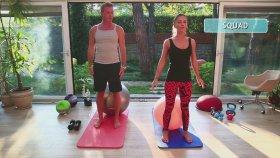 Doğru Squat Nasıl Yapılır? Bacak ve Kalça Squat Hareketleri