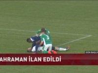 Kalecinin Hayatını Kurtaran Togolu Futbolcu