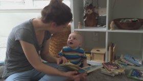 Kitap Bitince Ağlayan Bebek