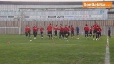Samsunsporlu Futbolcular İlerisi İçin Umutlu