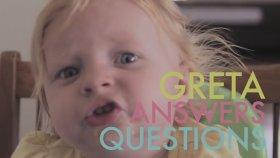 Babası ile Soru Cevap Oynayan Zeki Bebek