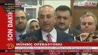 Bakan Çavuşoğlu: Ypg Çekilmezse Vuracağız