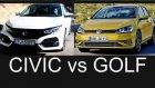 """Civic Vs Golf """"ispanya'da Peşpeşe İki Lansman"""" - Vlog"""