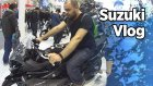 Suzuki Vlog | Motobike İstanbul 2017