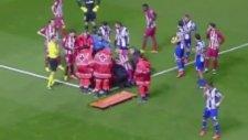 Fernando Torres'in dili boğazına kaçtı
