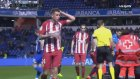 Fernando Torres'in Sakatlandığı Pozisyon (Deportivo La Coruna - Atletico Madrid)