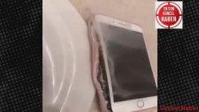 iphone 7 Plus Kendi Kendine Alev Alınca Apple İnceleme Başlattı