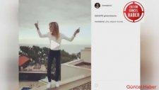 İrem Derici'den Instagram'da Tehlikeli Paylaşım