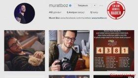 Murat Boz'un Filozof Pozu Instagram'da Binlerce Beğeni Aldı