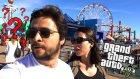 GTA 5 Santa Monica'da ne gorduk! Vlog#13