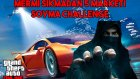 Gta Online Mermi Sıkmadan 5 Marketi Soyma Challenge !!