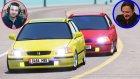 Honda İle Otobanda Makas !!  | W/ Ekip Lojistik