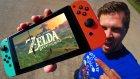 Nintendo Switch'in Dayanıklılık Testine Tutulması