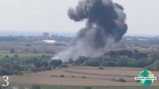 GoPro'ya Yakalanan 5 Korkunç Uçak Kazası