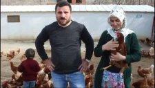 Atanamayan Eşine Tavuk Çiftliği Kurdu