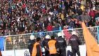 BB. Erzurumspor - Kocaeli Birlikspor Karşılaşmasında Saha Karıştı