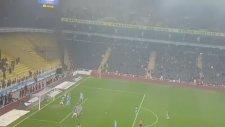 Fenerbahçe 1-0 Osmanlıspor Gol: Mehmet Topal (Tribün Çekimi)