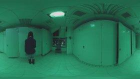 Korku Filmi Okul Tuvaleti (360 Derece)