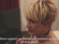 Seks İşçisi Kadın Şiddete Karşı Özgürlük İstiyor