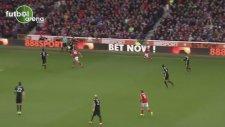 Topu sektirirken kaptırdı gol yedi