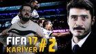 Büyük Gerginlik ! | Fifa 17 Kariyer Türkçe Bölüm 2