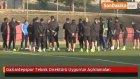 Gaziantepspor Teknik Direktörü Uygun'un Açıklamaları