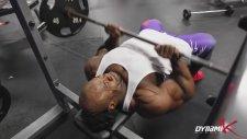 Kai Greene İle Biceps Ve Triceps Çalışması