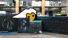 Logitech'in Dev Oyuncu Seti Kutusundan Çıkıyor! /// G933, G900, C922, G810