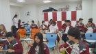 Mektebim Okullarında Bateri Eğitimi Verilmektedir Avcılar Mektebim Okulu İlkim Küpeli