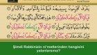 Rahman Suresi -İshak Danış-720x576 Mealli Ve Ok Takipli