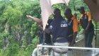 Zambezi Nehri Köprüsünden İnanılmaz Bungee Jumping Atlayışı