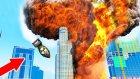 AĞIR ÇEKİMDE NUKLEER BOMBA PATLATMAK !! (GTA 5 Mod)
