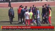 Utaş Uşakspor - Ödemiş Maçı Olayları
