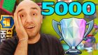 5000 Kupaya Yolculuk Clash Royale #1
