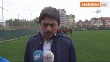 Aytemiz Alanyaspor'da Fenerbahçe Mesaisi Sürüyor