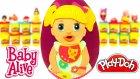 Baby Alive Sürpriz Yumurta Oyun Hamuru - Cicibiciler Barbie Maşa