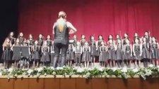 Çukurova Bilfen Mektebim Okulu İtalyanca Şarkı Mersin Nevit Kodallı Korolar Şenliğinden