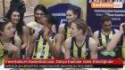 Fenerbahçeli Basketbolcular, Dünya Kadınlar Günü Etkinliğinde