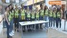 Fenerbahçeli Kadın Basketbolcular İmza Dağıttı