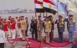 Mısır Askeri Bandosunun Kafasına Göre Takılması