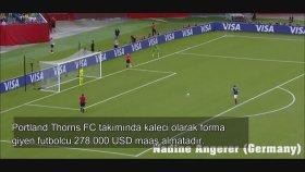 Dünyadaki En İyi 5 Kadın Futbolcu
