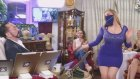 Elbisesi Dar Peçesi Mavi Kediciğin Ultra Ateşli Dansı