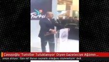 Mevlüt Çavuşoğlu'ndan Bullshit Yanıtı