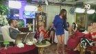 Fransız Güzel Adnan Oktar'ın Karşısında Dansa Kalktı