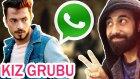 Kız Whatsapp Grubları !