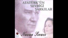 Nazan Sıvacı - Dayler Dayler - Aliş'imin - Köşküm Var - Estergon Kal'ası - -Atatürk'ün Sevdiği Şarkı