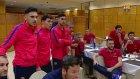 Barcelona Futsal Takımı Ortalığı Birbirine Kattı!