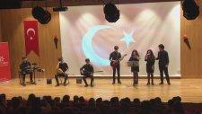 12 Mart İstiklal Marşının Kabulü Ankara Batıkent Mektebim Okulu Döndü Dulkadir